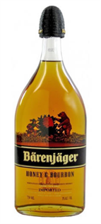 Barenjager Liqueur Honey & Bourbon 1.00l